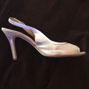 ORIGINAL Kate Spade holiday Slingbacks!  SZ 7.5